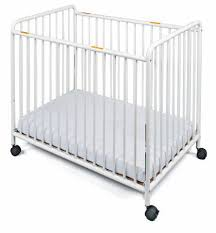 Non Convertible Crib 22 Best Cribs Compact Folding Cribs Images On Pinterest Cots