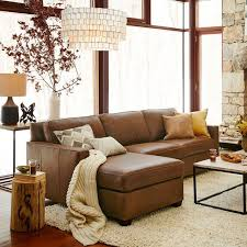 Leather Sectional Couch With Chaise Best 25 Leather Sectionals Ideas On Pinterest Leather Sectional