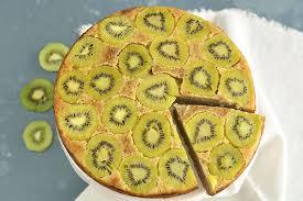 paleo upside down kiwi cake paleo dairy free gluten free