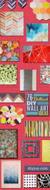 25 creative wall art decor ideas on pinterest diy wall art
