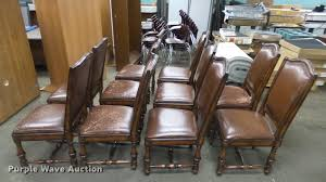 10 conference table chairs item ef9313 tuesday februar