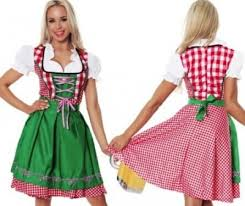 Bar Maid Halloween Costume Cheap Maid German Beer Bar Costume Aliexpress