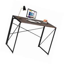 computer desk simple design folding laptop table for home office