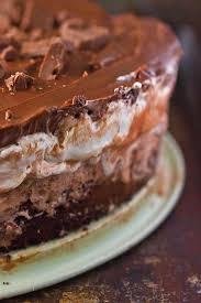mississippi mud pie ice cream cake recipe rocky road ice cream