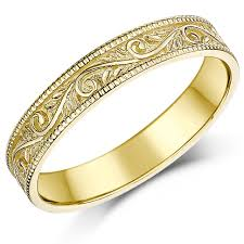 mens engagement bands tags yellow gold wedding rings for men