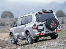 mitsubishi pajero 2003 review auto cars