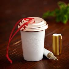 36 best starbucks ornaments images on starbucks