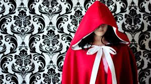 how to make a red riding hood cape youtube