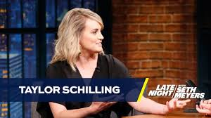 taylor schilling on how oitnb choreographed season 5 u0027s riot scenes
