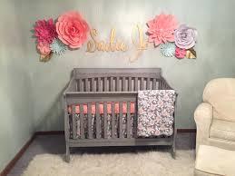 Etsy Nursery Decor Bedding Phenomenal Bohemian Cribding Photos Inspirations This