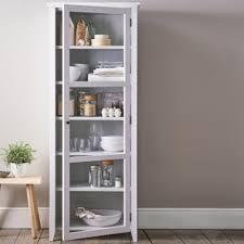 white glass storage cabinet narrow glass storage cabinet wardrobes storage the white