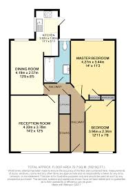 maisonette floor plan 2 bedroom ground floor maisonette for sale in brockley rise london