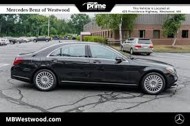 mercedes of westwood ma 2018 mercedes s class s 560 in westwood near boston ma
