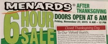black friday deals at menards ad scan the gazette review