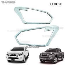 lexus chrome accessories chrome 10 sets accessories cover trim for isuzu d max 2 4wd hi