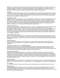 room rental agreement az best resumes curiculum vitae and cover