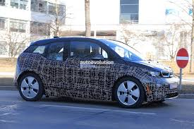 2018 bmw i3 s prototype spotted for the first time autoevolution