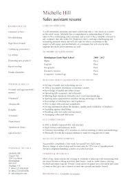 retail experience resume sample u2013 topshoppingnetwork com
