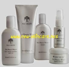 Pemutih Wajah Nu Skin jangan memilih asal untuk produk pencerah wajah nuskin tri phasic