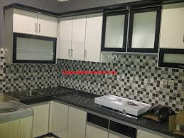 Daftar Harga Kitchen Set Minimalis Murah Kitchen Set Karawang