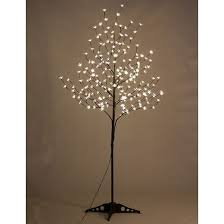 lightshare 6 208l led cherry blossom tree warm white lights