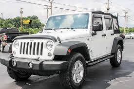maroon jeep wrangler 2 door 2014 white jeep wrangler unlimited sport 4x4 trust auto used
