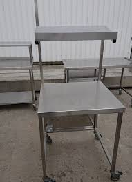 used stainless steel tables for sale profitable business for sale h2 products somerset used
