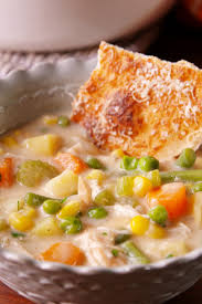 Pot Pie Variations by 50 Easy Homemade Chicken Soup Recipes How To Make Chicken
