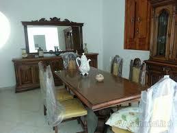 tavolo da sala da pranzo tavolo da sala da pranzo con sei sedie siracusa sicilia