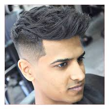 haircut for men oval face or high fade with quiff u2013 all in men