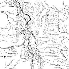 Maps Of Utah by File Map Of Utah 1826 Bhou P19 Png Wikimedia Commons