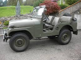 jeep kaiser jeep kaiser cj 5 thurgovie tutti ch