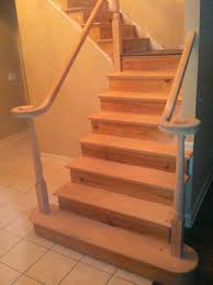 Replacement Stair Banisters Hardwood Floor Wholesale Installers Stair Contractor Nj New