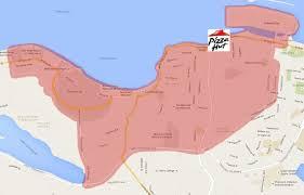 Nassau Map Delivery Zone Pizza Hut Nassau