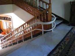 personalized curved stair lift for your home or business