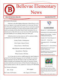 elementary newsletter expin memberpro co