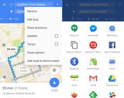 Google Maps Truck Routes by Six Secrets Of Google Maps