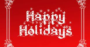 happy holidays rmi