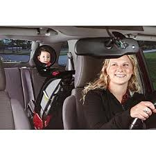 baby car mirror with light diono easy view plus back seat mirror w light baby baby gear