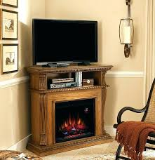 Entertainment Center With Electric Fireplace Corner Tv Fireplace Entertainment Center White Corner Electric
