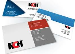 Nch Home Design Software Review Design Create U0026 Print Business Cards Free With Cardworks