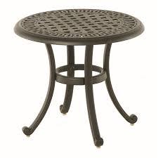 Hanamint Outdoor Furniture Reviews by Hanamint Bella Tea Table Patiosusa Com