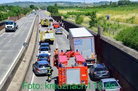 Wetter In Bad Kreuznach B41 Bei Bad Kreuznach Nach Unfall Voll Gesperrt Nahe News