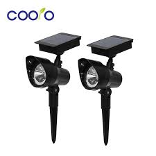 solar spot lights cheap solar garden spot light click on picture