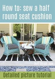 Cushion Covers For Patio Furniture by Best 20 Outdoor Chair Cushions Ideas On Pinterest Outdoor Chair