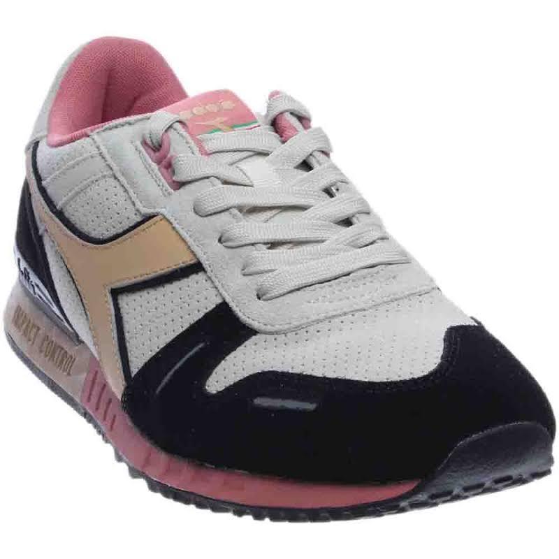 Diadora Titan Premium Running Shoes Black;Grey- Mens