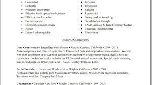 car salesman resume auto sales resume exles bakery sales assistant resume help on