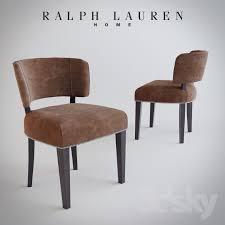Ralph Lauren Armchair 3d Models Table Chair Ralph Lauren Home Cliff House Dining