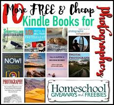 cheap photographers 10 more free cheap kindle books for photographers food