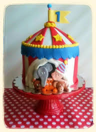 first birthday circus circus theme first birthday cake cakecentral com